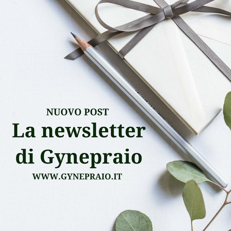 NEWSLETTER DI GYNEPRAIO