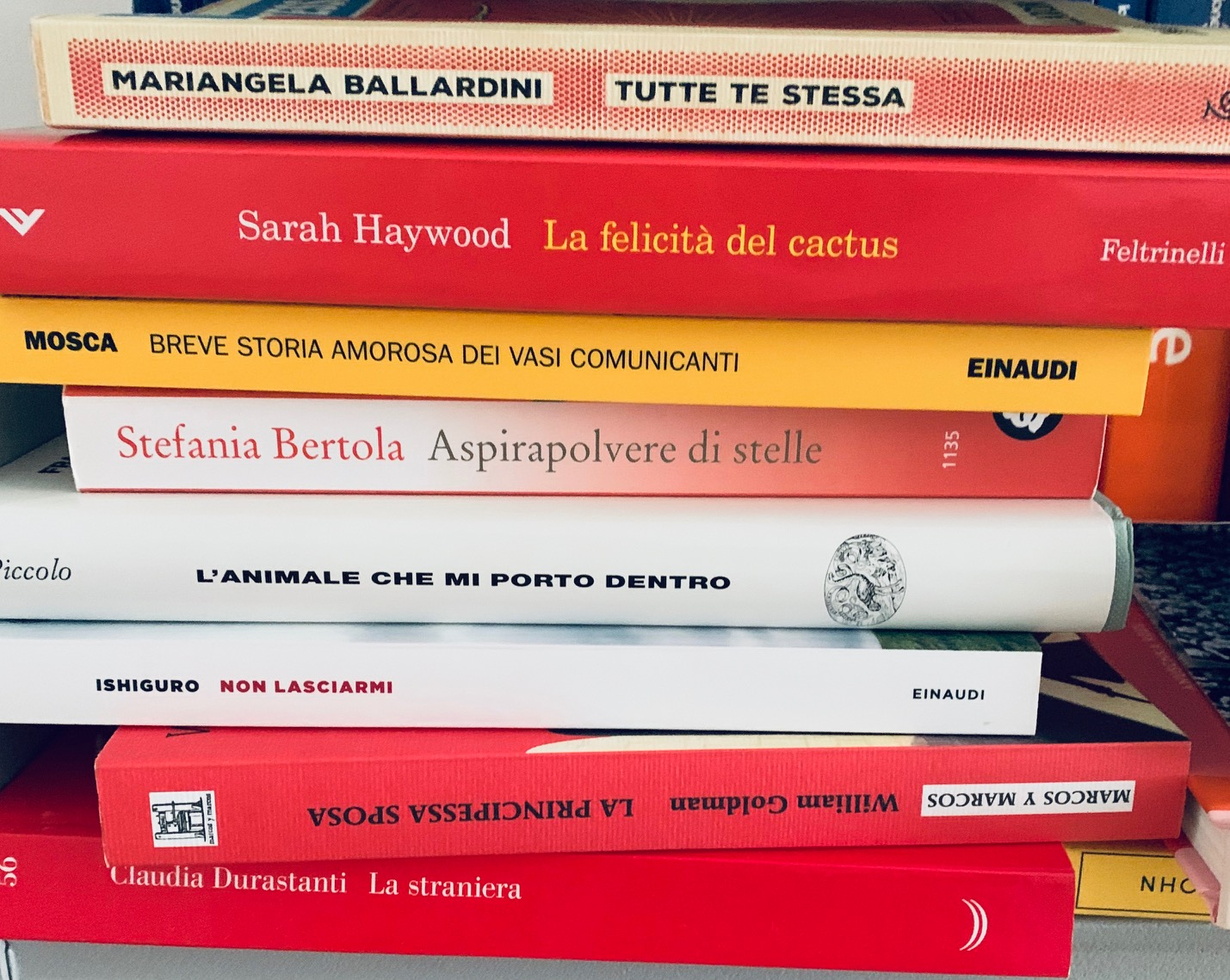 saggi e manuali per l'estate 2019