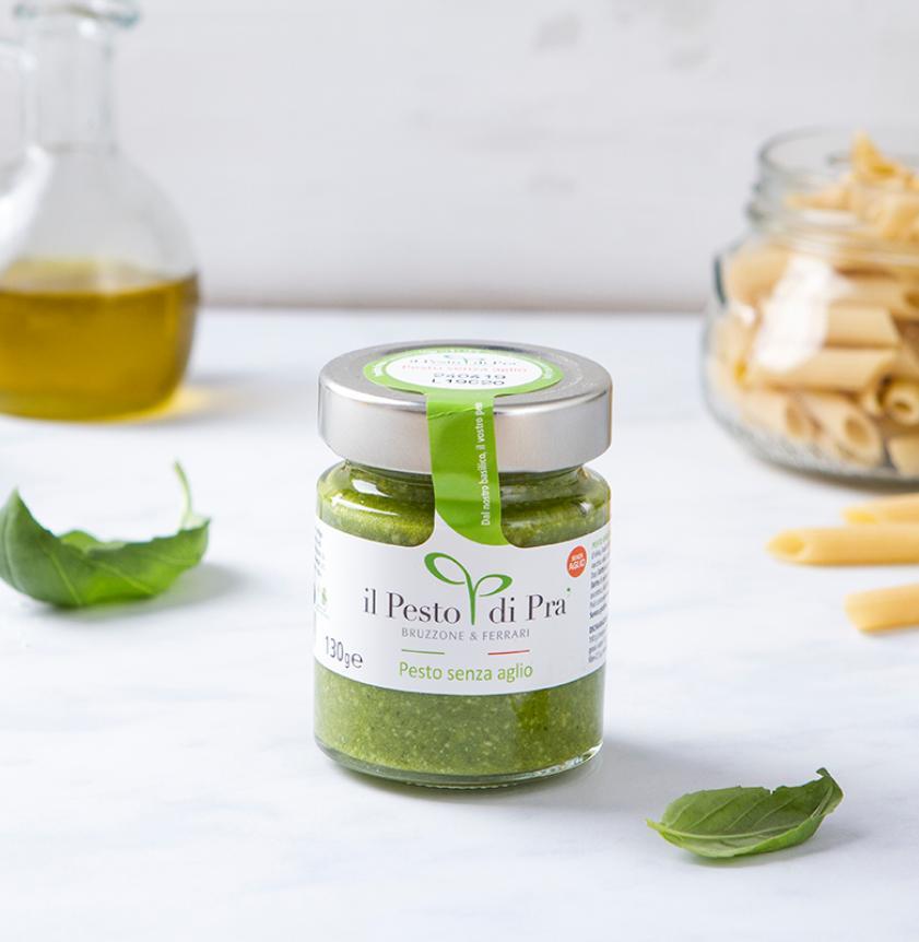 cucinare con le erbe aromatiche pesto