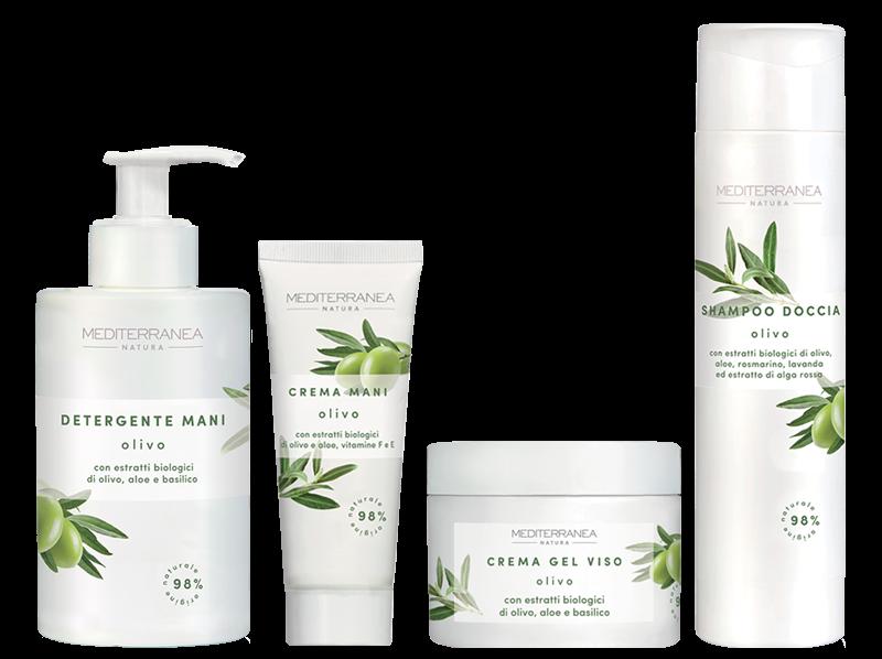recensioni beauty per reclusi gamma olivo mediterranea