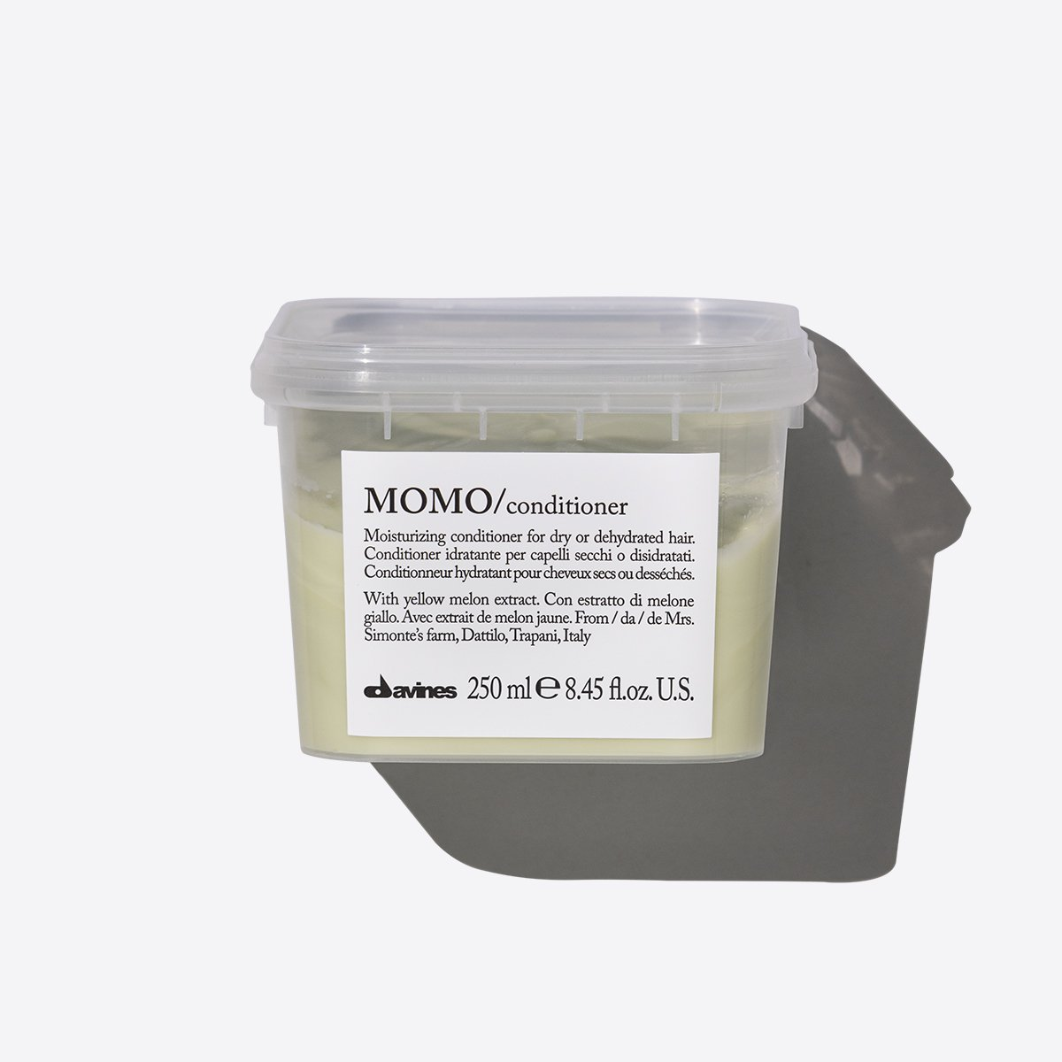 eco coscienziose conditioner momo davines