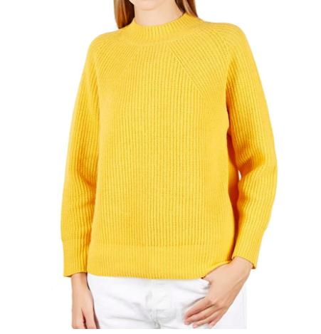 Shopping abbastanza sobrio per l'Autunno Inverno 2020 girocollo lana vergine cardata