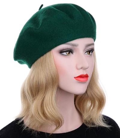 Shopping abbastanza sobrio per l'Autunno Inverno 2020 baschetto lana merino
