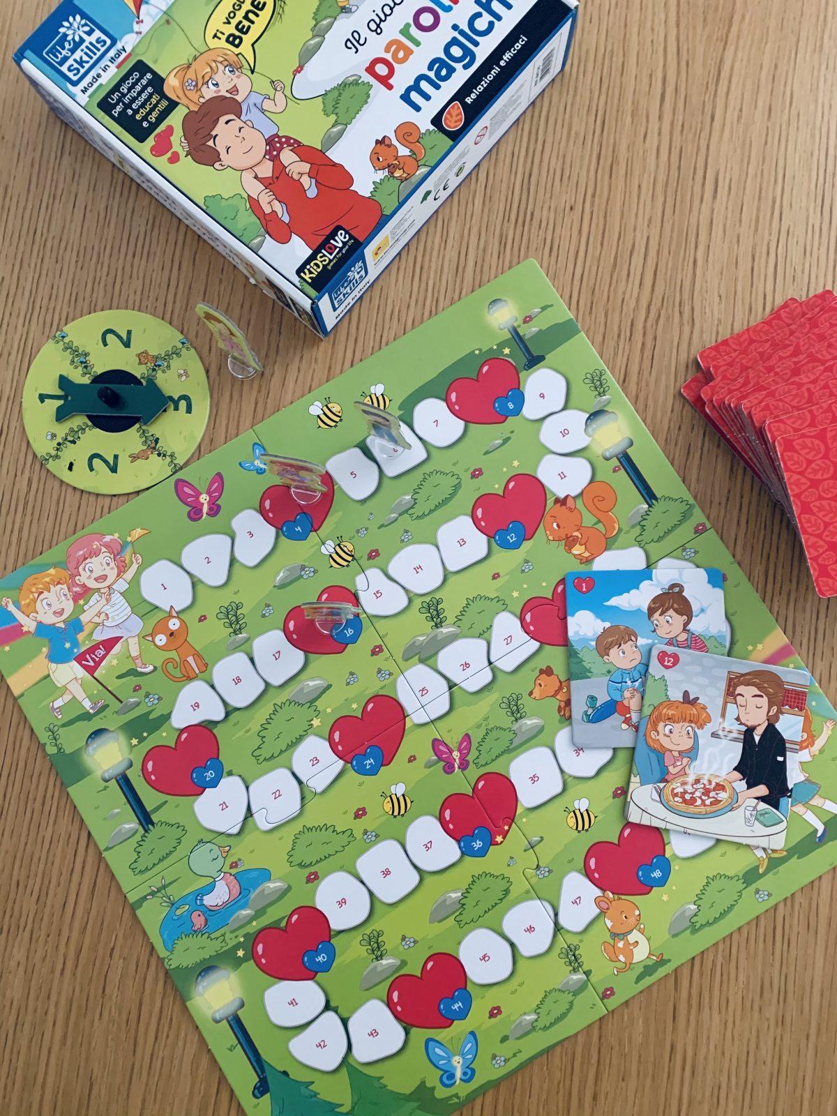 life skills by kidslove il gioco delle paroline magiche